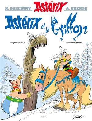 Astérix. Volume 39, Astérix et le griffon