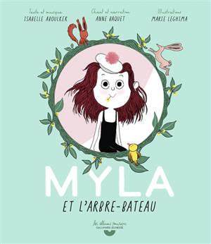 Myla et l'arbre-bateau