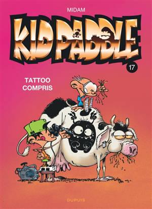 Kid Paddle. Volume 17, Tatoo compris