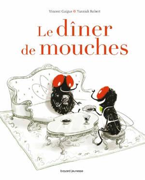 Le dîner de mouches