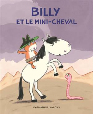 Billy et le mini-cheval