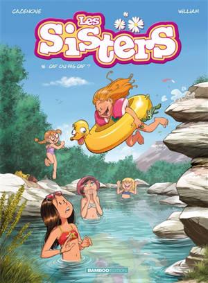 Les sisters. Volume 16, Cap ou pas cap ?