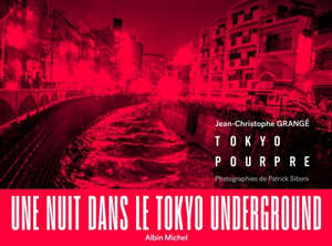 Tokyo pourpre : une nuit dans le Tokyo underground