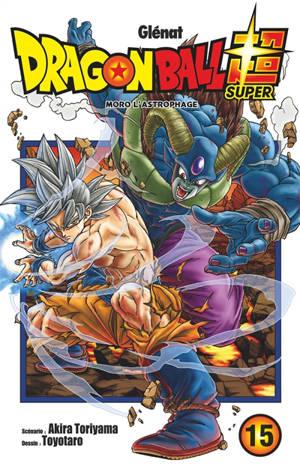 Dragon ball super. Volume 15