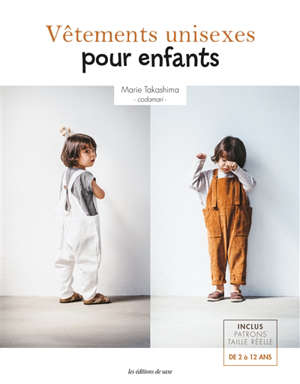 Vêtements unisexes pour enfants