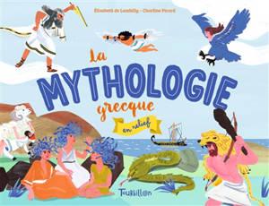 La mythologie grecque en relief