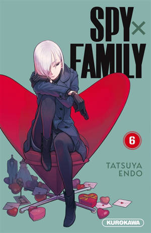 Spy x Family. Volume 6