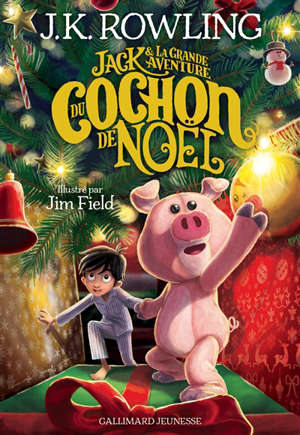 Jack & la grande aventure du cochon de Noël