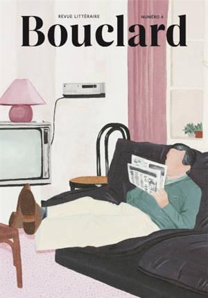 Bouclard : revue littéraire. n° 4