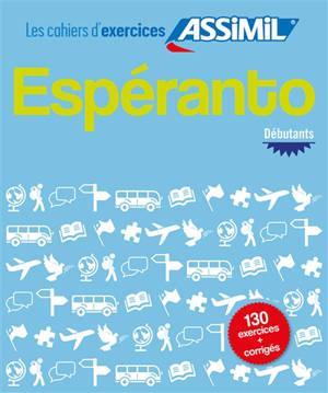 Espéranto : débutants
