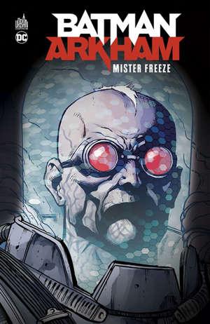 Batman Arkham, Mister Freeze