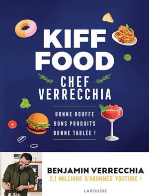 Kiff food : bonne bouffe, bons produits, bonne tablée !