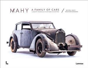 Mahy, a family of cars : la beauté tranquille d'oldtimers d'exception
