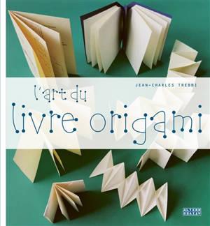 L'art du livre origami