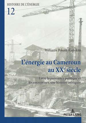L'énergie au Cameroun au XXe siècle : entre la puissance publique et les entreprises, une histoire intriquée