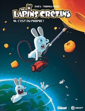 The lapins crétins. Volume 14, C'est du propre !