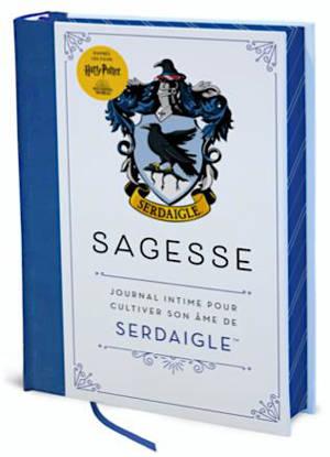 Harry Potter : sagesse : journal intime pour cultiver son âme de Serdaigle