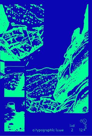 Le Signe design. Volume 2, A typographic issue
