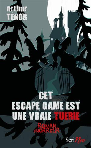 Cet escape game est une vraie tuerie