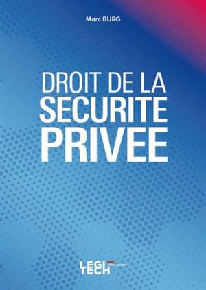 Droit de la sécurité privée