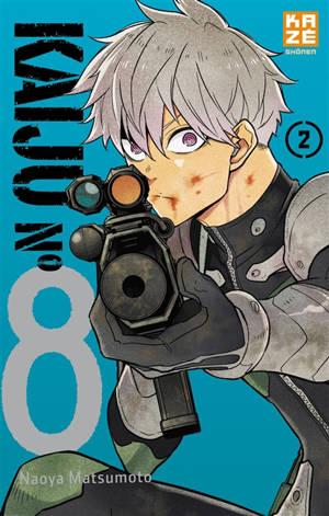 Kaiju n° 8. Volume 2