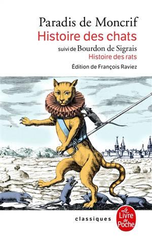 Histoire des chats. Suivi de Histoire des rats