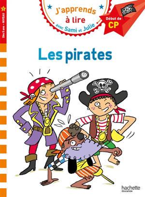 Les pirates : début de CP, niveau 1