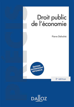 Droit public de l'économie