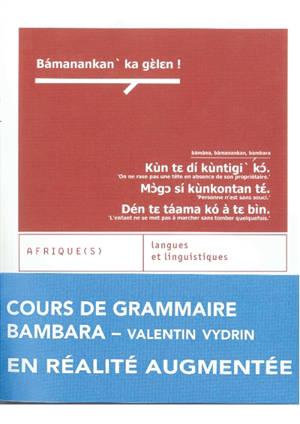 Cours de grammaire bambara