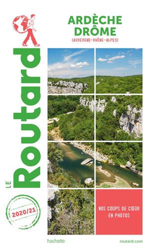 Ardèche, Drôme (Auvergne-Rhône-Alpes) : 2020-2021