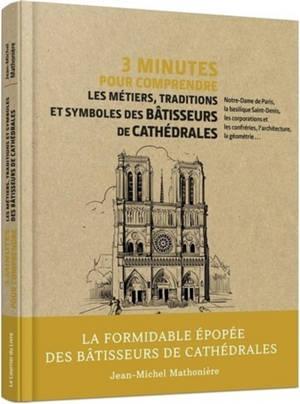 3 minutes pour comprendre les métiers, traditions et symboles des bâtisseurs de cathédrales