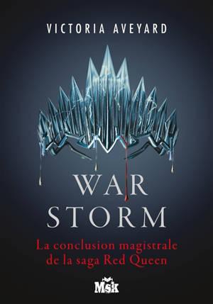 Red queen. Volume 4, War storm