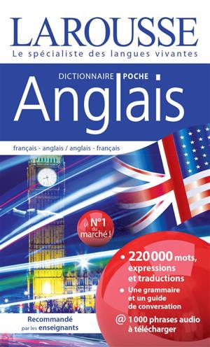 Anglais : dictionnaire de poche : français-anglais, anglais-français