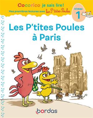 Les p'tites poules à Paris : niveau 1