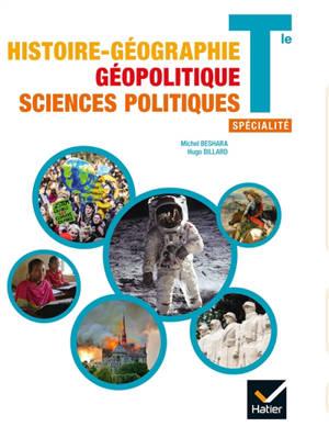 Histoire géographie, géopolitique, sciences politiques terminale, spécialité