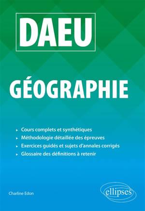 DAEU, géographie
