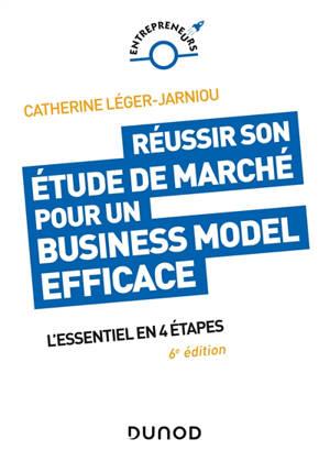 Réussir son étude de marché pour un business model efficace : l'essentiel en 4 étapes