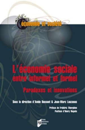 L'économie sociale entre informel et formel