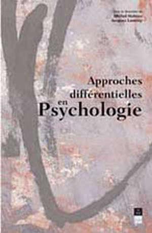 Approches différentielles en psychologie