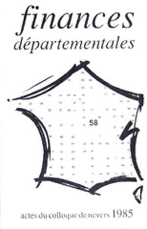 Finances départementales