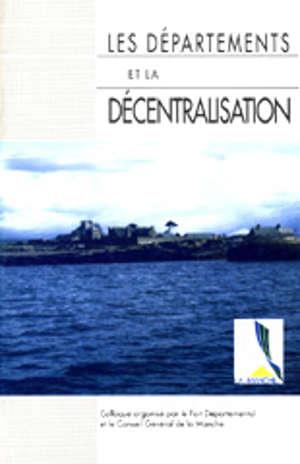 Les Départements et la décentralisation