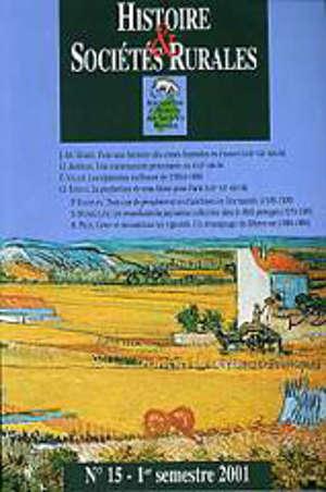 Fléaux naturels et sociétés rurales : la nouveauté d'une histoire sans cesse recommencée