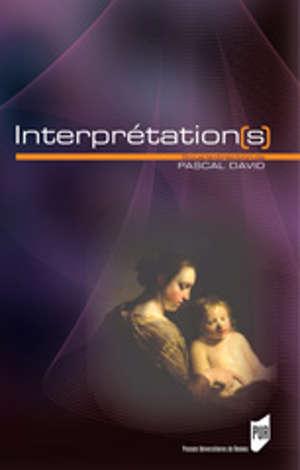 Interprétation(s)