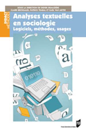 Analyses textuelles en sociologie