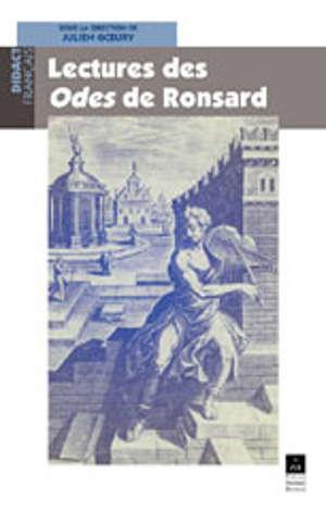Lectures des Odes de Ronsard