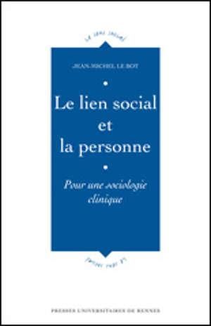Le lien social et la personne