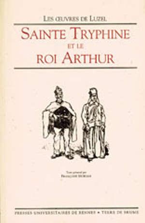 Sainte Tryphine et le roi Arthur
