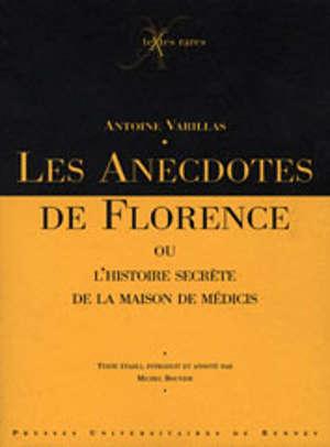 Les Anecdotes de Florence