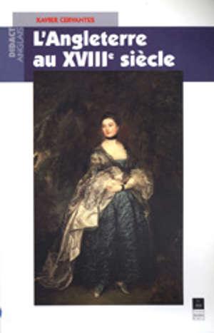 L'Angleterre au XVIIIe siècle