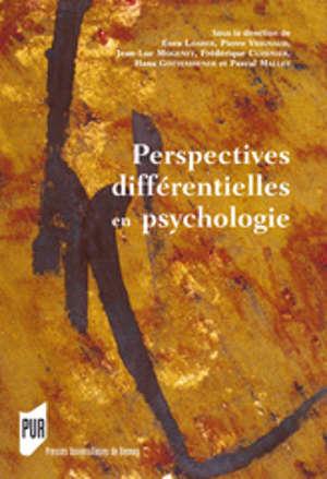 Perspectives différentielles en psychologie